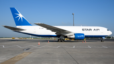OY-SRG - Boeing 767-219(ER)(SF) - Star Air