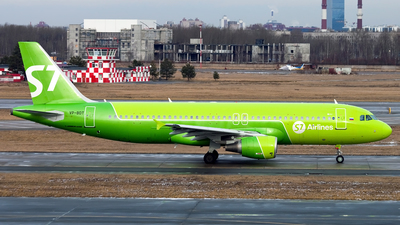 A picture of VPBDT - Airbus A320214 - S7 Airlines - © Ivan Goreza