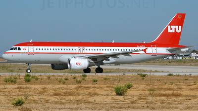 D-ALTK - Airbus A320-214 - LTU