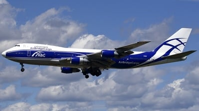 VP-BIB - Boeing 747-243B(SF) - Air Bridge Cargo