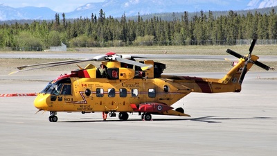 149903 - Agusta-Westland CH-149 Cormorant - Canada - Royal Air Force