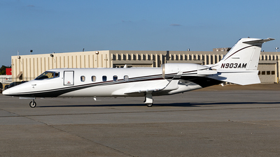 N903AM - Bombardier Learjet 60 - Private