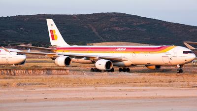 A picture of ECJNQ - Airbus A340642 - [0727] - © Philipp Greiml