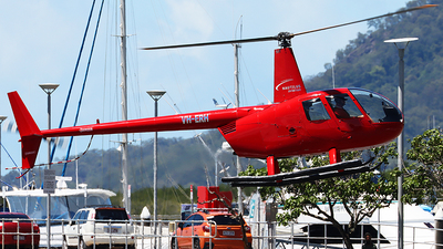 VH-ERH - Robinson R44 Raven II - Nautilus Aviation