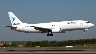 TF-BBO - Boeing 737-46B(SF) - Bluebird Cargo