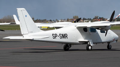 SP-SMR - Tecnam P2006T - Smart Aviation (Poland)