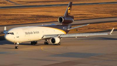 N293UP - McDonnell Douglas MD-11(F) - United Parcel Service (UPS)