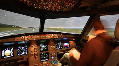 SIMULATOR - Airbus A321-111 - Swiss