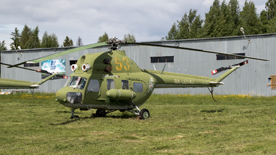 RA-00547 - PZL-Swidnik Mi-2 Hoplite - Russia - Voluntary Society for Assistance to the Army, Air Force and Navy (DOSAAF)