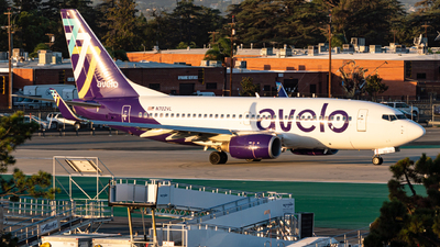 N702VL - Boeing 737-7H4 - Avelo Airlines