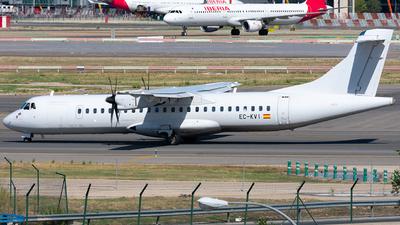 EC-KVI - ATR 72-212A(500) - Air Europa (Swiftair)
