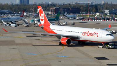 D-ABXD - Airbus A330-223 - Air Berlin
