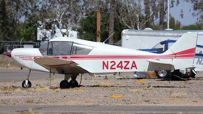 N24ZA - Zenair Alarus CH 2000 - Private