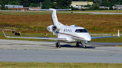 A picture of N366QS - Embraer Phenom 300 - NetJets - © Agustin Anaya