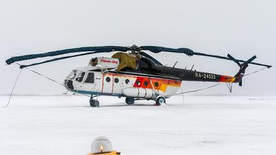 RA-24533 - Mil Mi-8T Hip - Naryan-Mar Air Enterprise