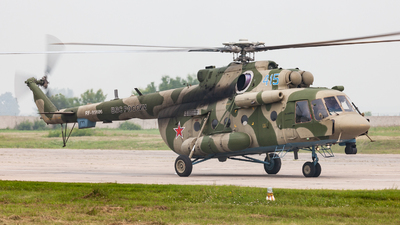RF-95606 - Mil Mi-8AMTSh Hip - Russia - Air Force