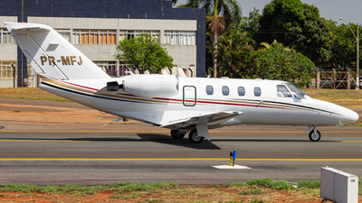 PR-MFJ - Cessna 525 CitationJet 1 - Private