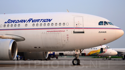 JY-JAV - Airbus A310-222 - Jordan Aviation