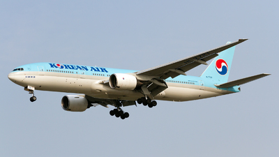HL7721 - Boeing 777-2B5(ER) - Korean Air