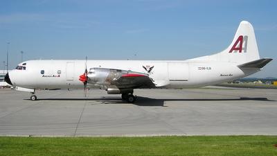 OE-ILB - Lockheed L-188A(F) Electra - Amerer Air