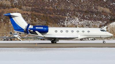 N500H - Gulfstream G500 - Private