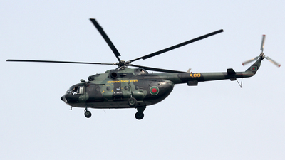 204 - Mil Mi-17 Hip - Bangladesh - Air Force