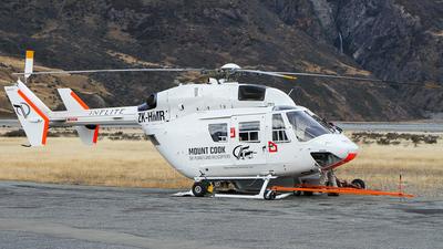 ZK-HMR - MBB BK117B-2 - Mount Cook Ski Planes