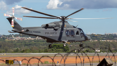 PR-HFV - Agusta-Westland AW-139 - Policia Federal