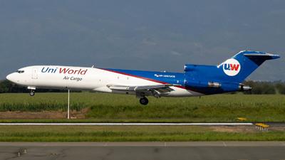 HP-1937UCG - Boeing 727-2A1(Adv)(F) - Uni World Air Cargo