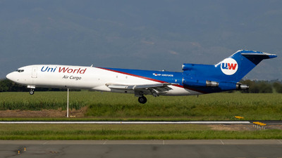 A picture of HP1937UCG - Boeing 7272A1(F) - Uniworld Air Cargo - © Jean Carlo Mosquera