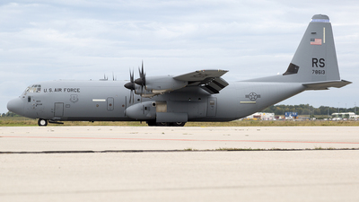 07-8613 - Lockheed Martin C-130J-30 Hercules - United States - US Air Force (USAF)