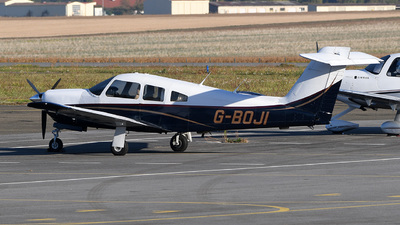 A picture of GBOJI - Piper PA28RT201 - [28R7918221] - © bruno muthelet