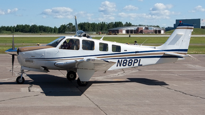 N88PL - Beechcraft G36 Bonanza - Private