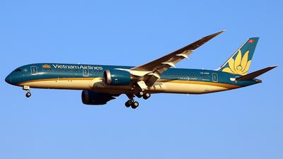 VN-A866 - Boeing 787-9 Dreamliner - Vietnam Airlines
