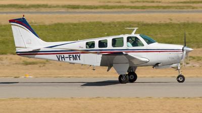 A picture of VHFMY - Beech A36 Bonanza - [E256] - © Dallas Presser