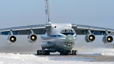 RA-76592 - Ilyushin IL-76MD - Russia - Air Force