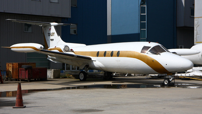 TC-LEY - MBB HFB-320 Hansa-Jet - Private