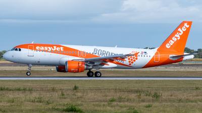 OE-ICF - Airbus A320-214 - easyJet Europe