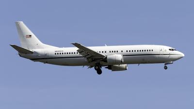 N640CS - Boeing 737-4Y0 - United States - Marshals Service