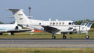 84-00156 - Beechcraft C-12U-3 Huron - United States - US Army