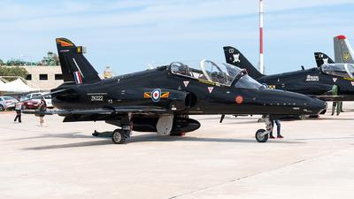 ZK022 - British Aerospace Hawk T.2 - United Kingdom - Royal Air Force (RAF)