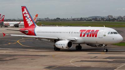 PR-MAB - Airbus A320-232 - TAM Linhas Aéreas