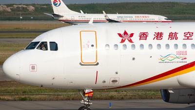 B-LPC - Airbus A320-214 - Hong Kong Airlines