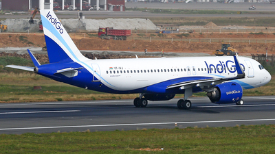A picture of VTIVJ - Airbus A320271N - IndiGo - © Raihan Ahmed