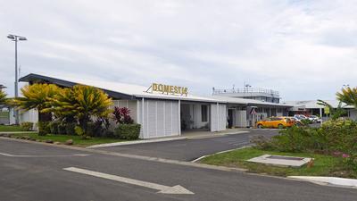NFFN - Airport - Terminal
