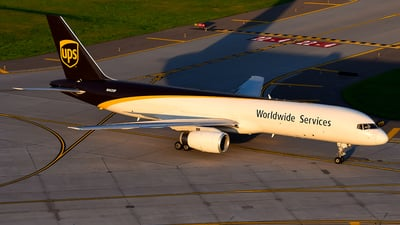 N442UP - Boeing 757-24A(PF) - United Parcel Service (UPS)