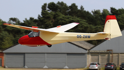 OO-ZAW - Schleicher K-8B - Private