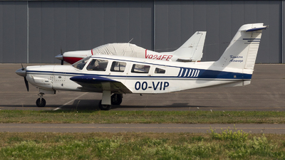 OO-VIP - Piper PA-32RT-300 Lance II - Private