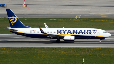 EI-FRN - Boeing 737-8AS - Ryanair