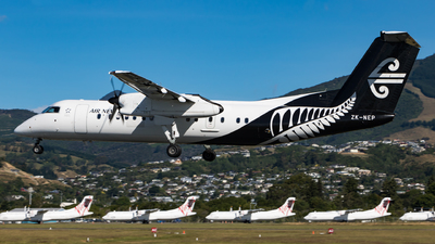 ZK-NEP - Bombardier Dash 8-Q311 - Air New Zealand Link (Air Nelson)